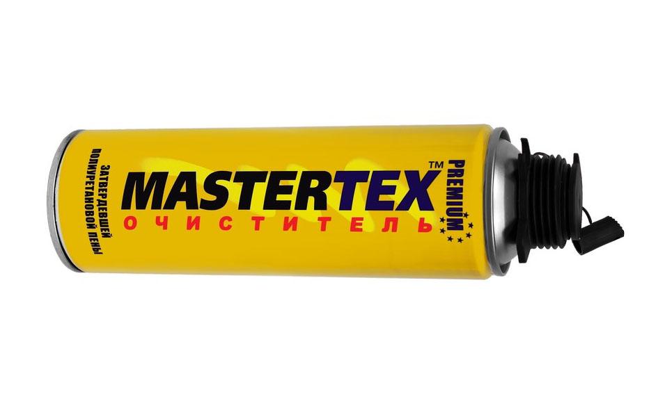 Очиститель затвердевшей пены Mastertex 500 мл