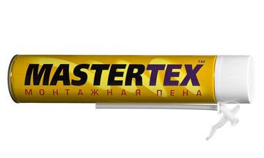 Пена монтажная Mastertex 750 мл