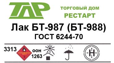 Лак-БТ-987